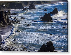 Beautiful California Coast Acrylic Print by Garry Gay