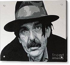 Beefheart Acrylic Print by ID Goodall