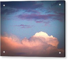 Before The Storm Acrylic Print by Robert J Andler