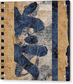 Behind The Screen Acrylic Print by Carol Leigh