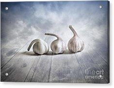 Bending Acrylic Print by Veikko Suikkanen