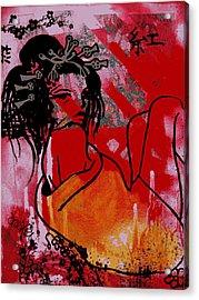 Beni Acrylic Print by dreXeL