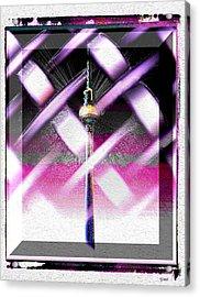 Berlin Acrylic Print by Daniel Janda