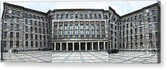 Berlin - Ss Headquarters Acrylic Print by Gregory Dyer