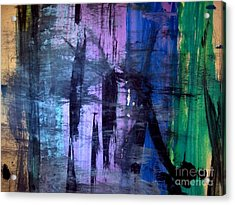 Beyond Acrylic Print by Trilby Cole