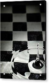 Bishop Acrylic Print by Nathan Wright