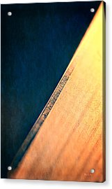 Blade Acrylic Print by Bob Orsillo
