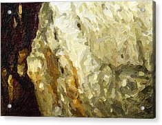 Blanchard Springs Caverns-arkansas Series 03 Acrylic Print by David Allen Pierson