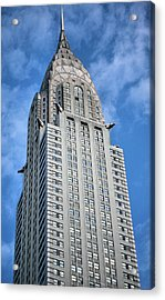 Blue Skies Acrylic Print by JC Findley
