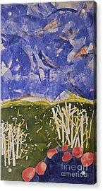 Blustery Day Acrylic Print by Deborah Talbot - Kostisin