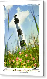 Bodie Light II Acrylic Print by Mike McGlothlen