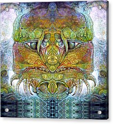 Bogomil Variation 11 Acrylic Print by Otto Rapp