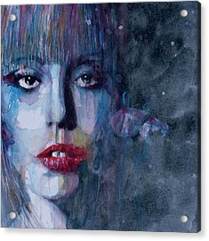 Born This Way Acrylic Print by Paul Lovering