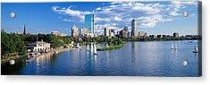 Boston, Massachusetts, Usa Acrylic Print by Panoramic Images