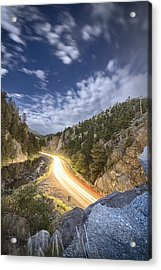 Boulder Canyon Dream Acrylic Print by James BO  Insogna
