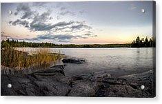 Boundary Waters // Bwca, Minnesota Acrylic Print by Nicholas Parker