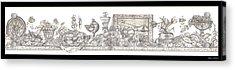 Bounties Of The Sea Acrylic Print by John Keaton