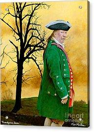 Brandywine Dawn... Acrylic Print by Will Bullas