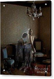 Brides Maid Acrylic Print by Tom Straub