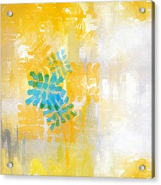 Bright Summer Acrylic Print by Lourry Legarde