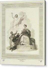 Britannia Acrylic Print by British Library