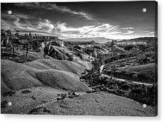 Bryce Canyon V Acrylic Print by Jeff Burton
