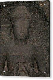 Buddha II Acrylic Print by Russell Smidt
