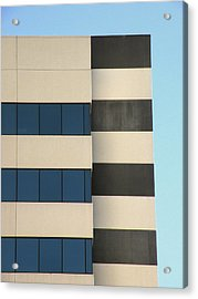 Building Walls Acrylic Print by Ross Odom