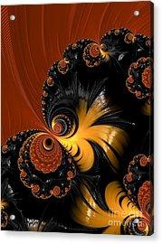 Butterfly  Acrylic Print by Heidi Smith