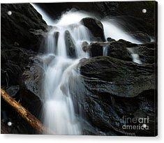 Buttermilk Falls Acrylic Print by Frank Piercy