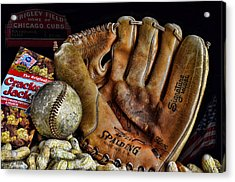 Buy Me Some Peanuts And Cracker Jacks Acrylic Print by Ken Smith