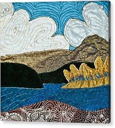 Canada Acrylic Print by Susan Macomson