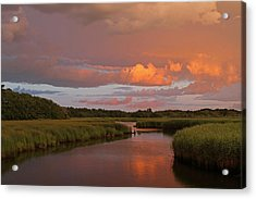 Cape Cod Bells Neck  Acrylic Print by Juergen Roth