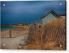 Cape Cod Memories Acrylic Print by Jeff Folger