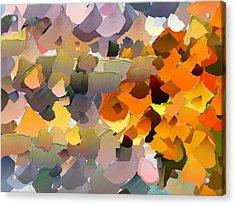 Capixart Abstract 32 Acrylic Print by Chris Axford
