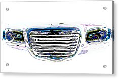 Car Mri Acrylic Print by Tom Gari Gallery-Three-Photography