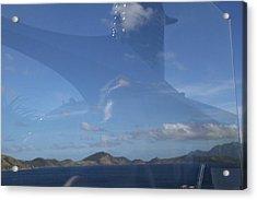 Caribbean Cruise - St Kitts - 1212109 Acrylic Print by DC Photographer