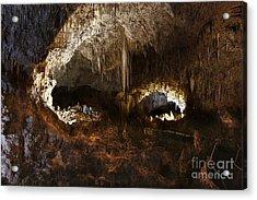 Carlsbad Caverns #3 Acrylic Print by Kathy McClure