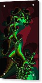 Carnivorous Acrylic Print by Anastasiya Malakhova