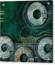 Carry Me Away Acrylic Print by Laura  Lein-Svencner