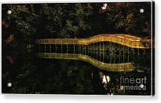 Carry Me Back In Time Acrylic Print by Olahs Photography