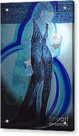 Cassandra By Jrr Acrylic Print by First Star Art