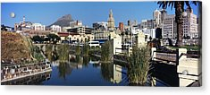 Castle Of Good Hope With A View Acrylic Print by Panoramic Images