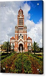 Cathedral Of Saint John The Evangelist Acrylic Print by Scott Pellegrin