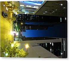 Charlotte Nc - 01138 Acrylic Print by DC Photographer
