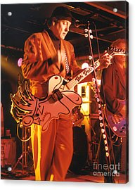 Cheap Trick-93-rick-3 Acrylic Print by Gary Gingrich Galleries