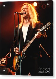 Cheap Trick-95-robin-2 Acrylic Print by Gary Gingrich Galleries