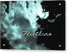 Chevrolet Fleetline Acrylic Print by Phil 'motography' Clark