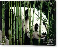 China Boy... Acrylic Print by Will Bullas