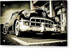 Chopped Cadillac Coupe Acrylic Print by motography aka Phil Clark